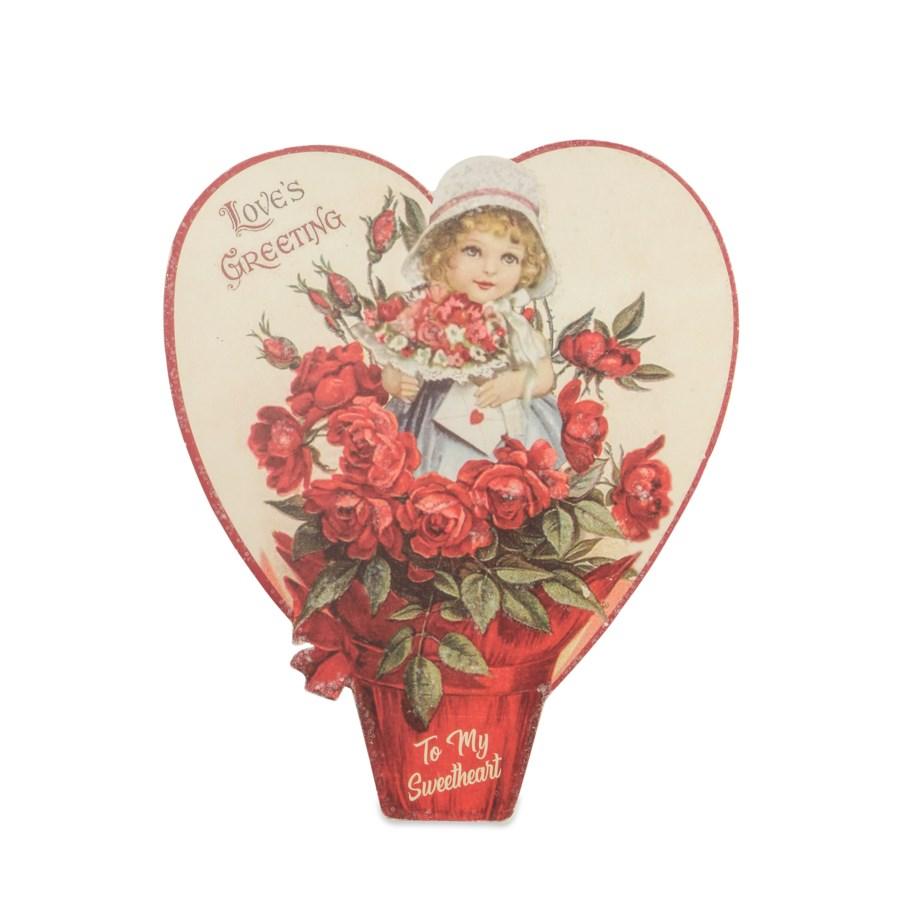 Love's Bloom Dummy Board