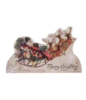 Santa's Sleigh Ride Dummy Board