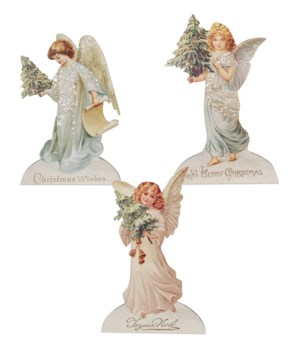 Angel With Tree Dummy Board 3/A