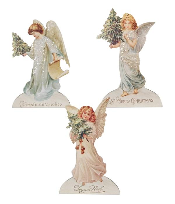 Angel With Tree Dummy Board 3A