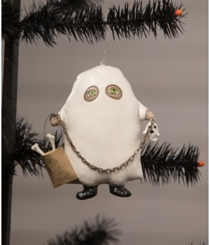 Boo Boo Ghost Ornament
