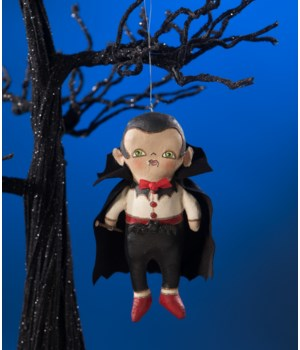 Dracula Dress Up Ornament