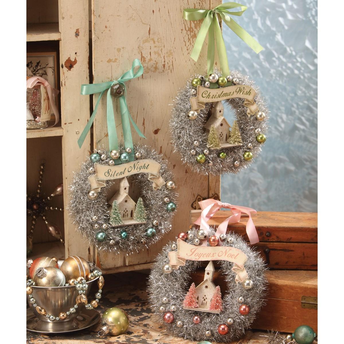 Pastel Wreath 3A