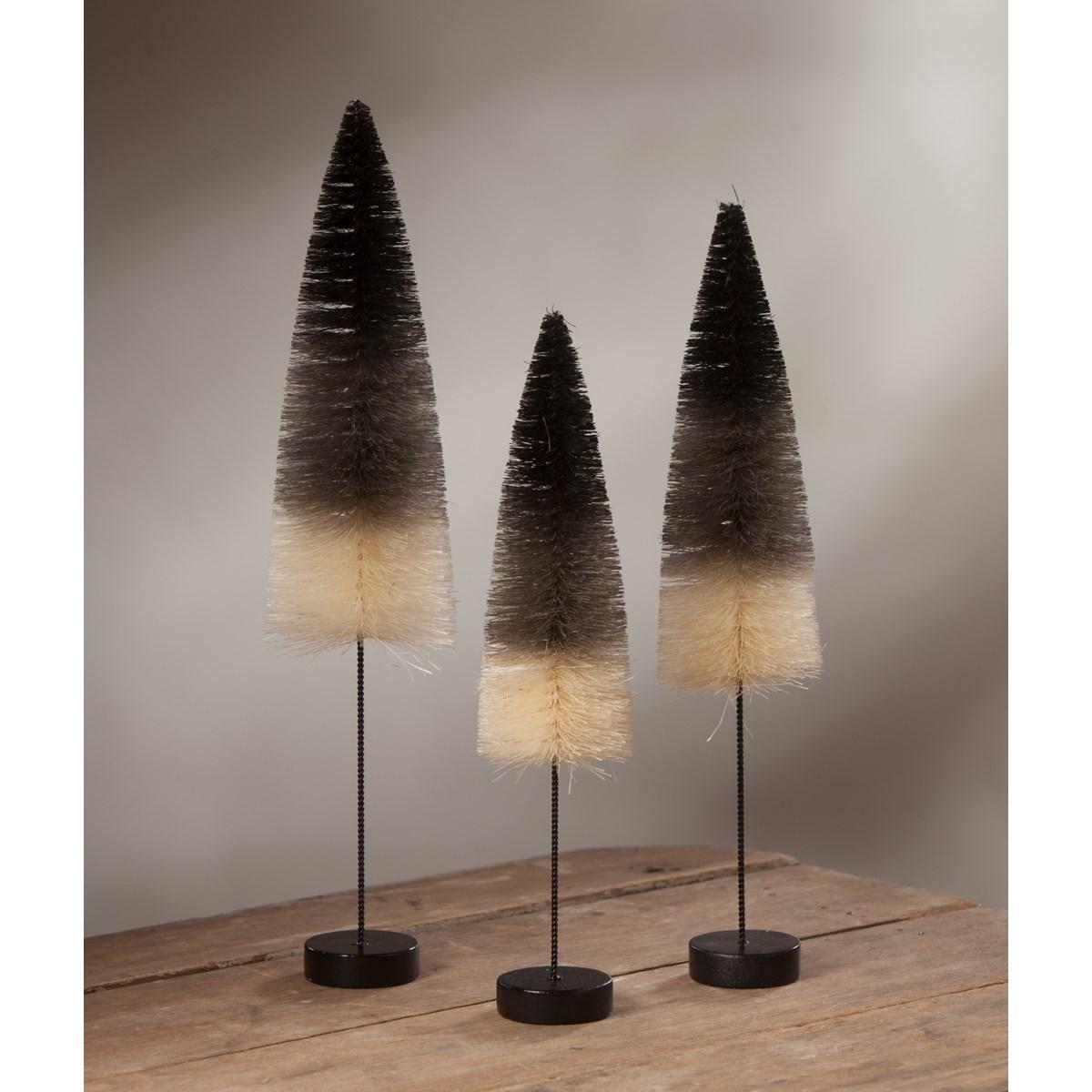 Black & White Ombre Trees S3