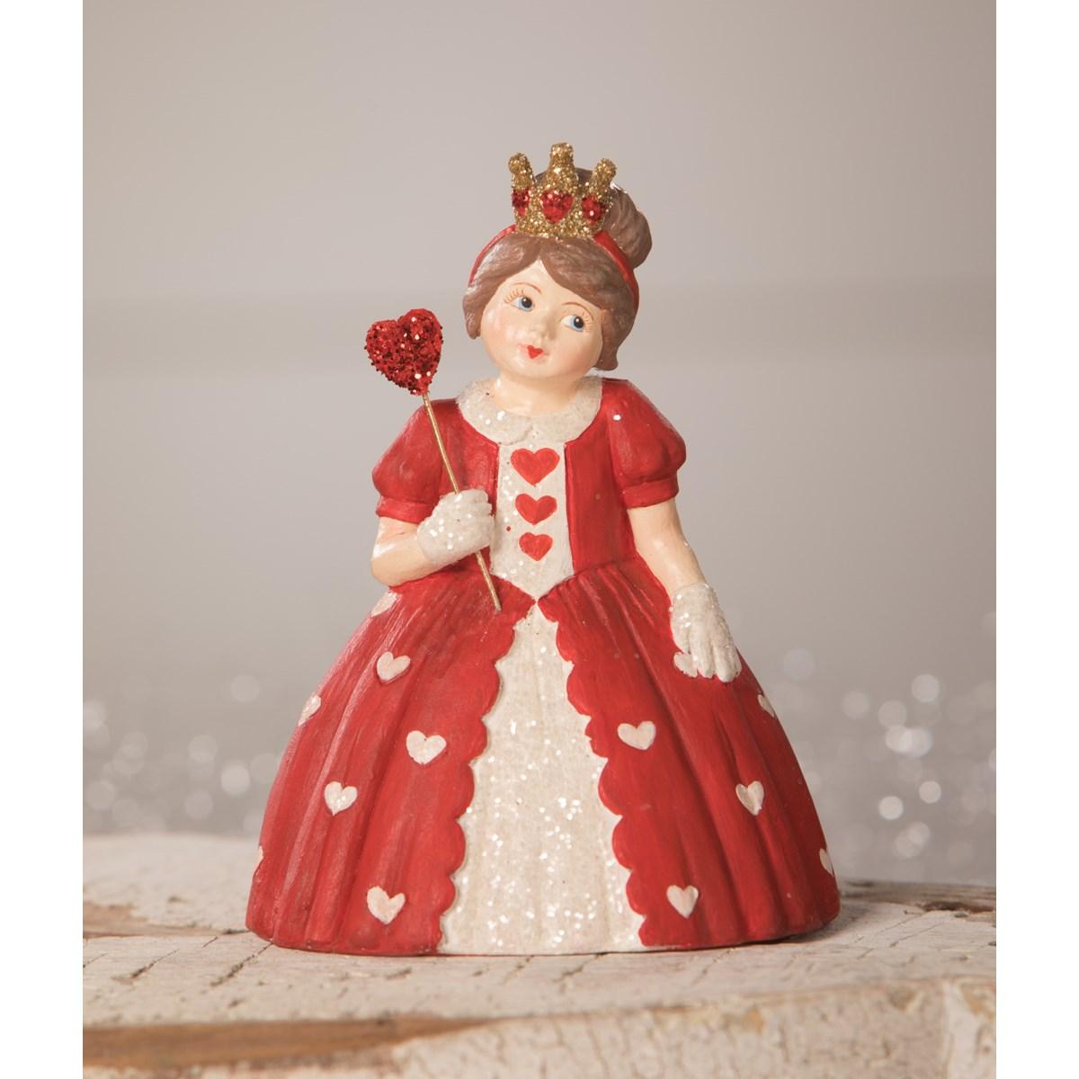 Queen of Hearts Girl
