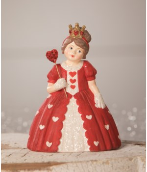 Queen of Hearts Girl