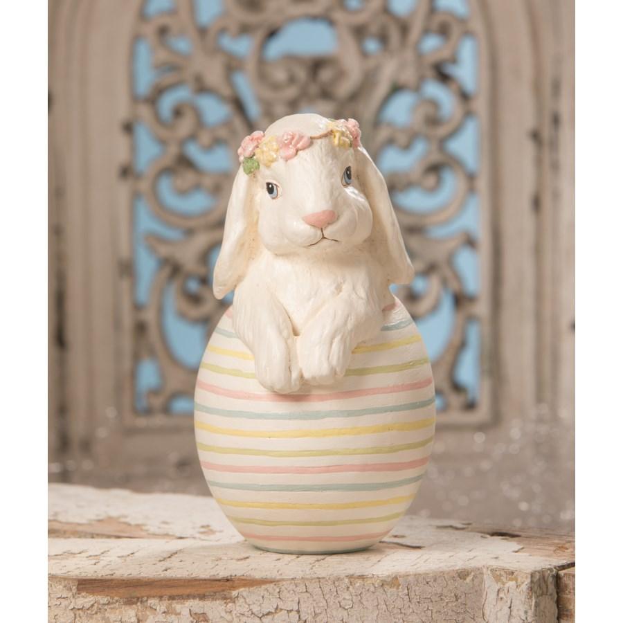 Primrose Bunny in Egg