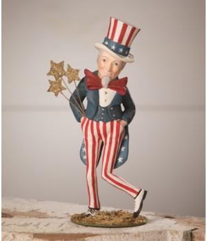 Dancing Uncle Sam