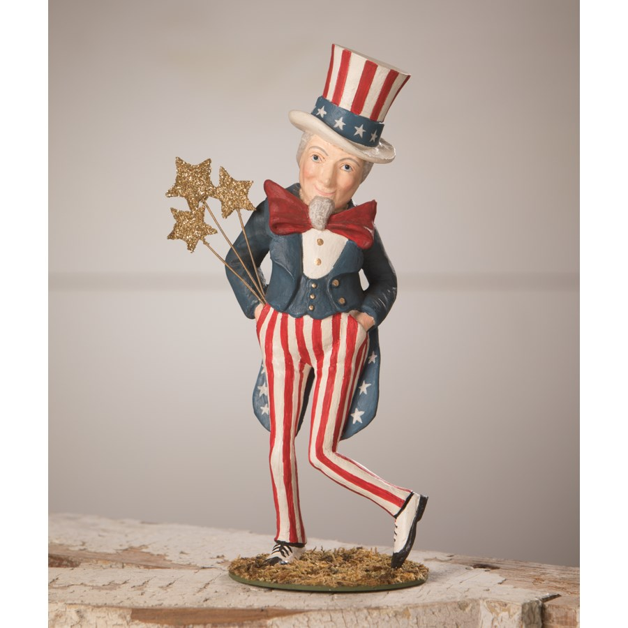 Dancing Uncle Sam