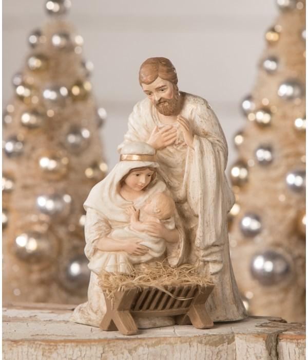 Mary, Joseph, and Christ Child