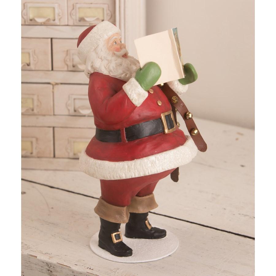 The Night Before Christmas Santa