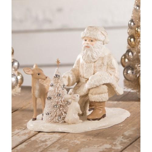 Forest Friends Santa