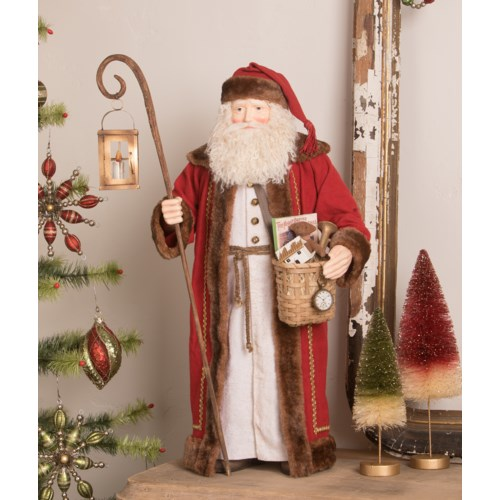 Elegant Father Christmas