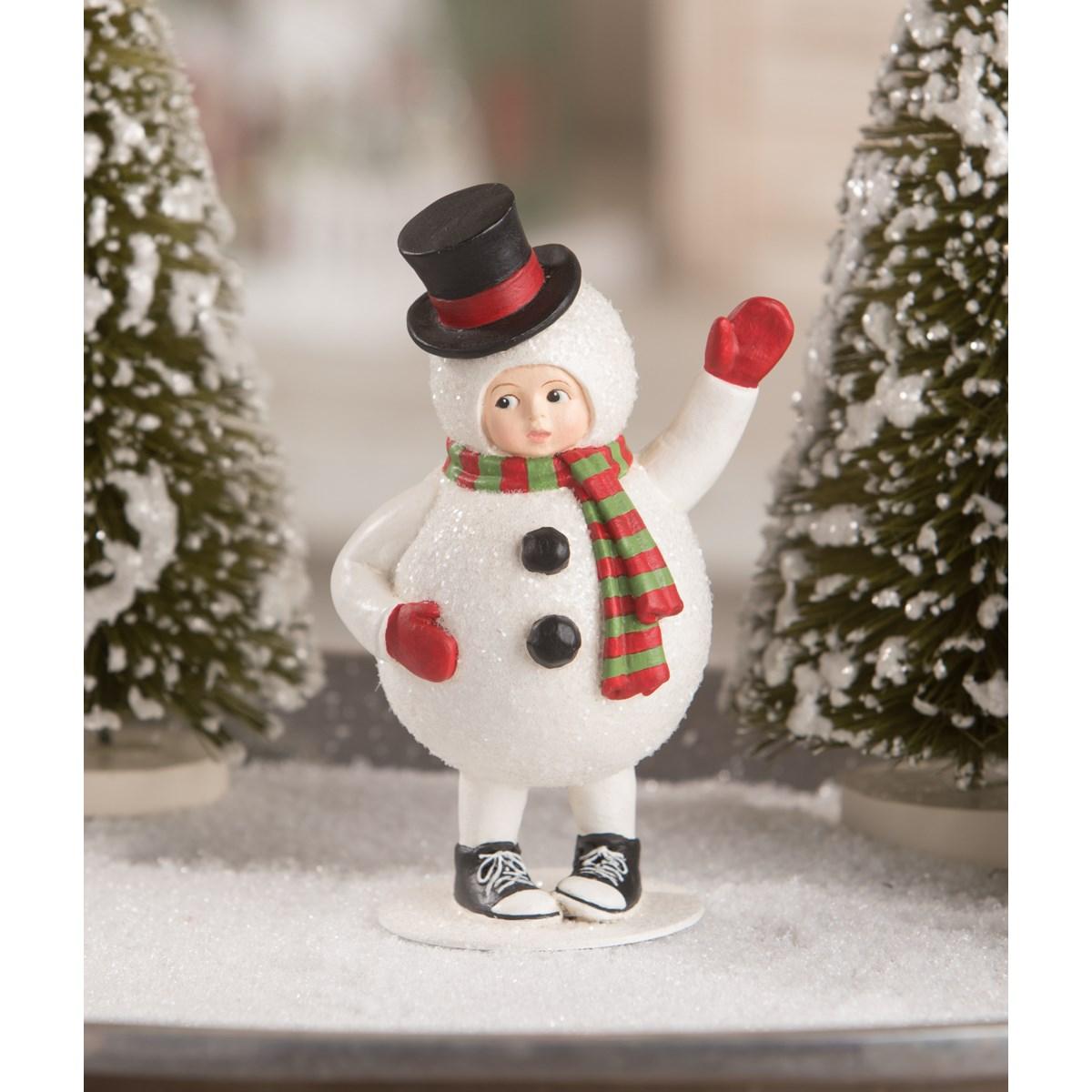 Sammy the Snowman