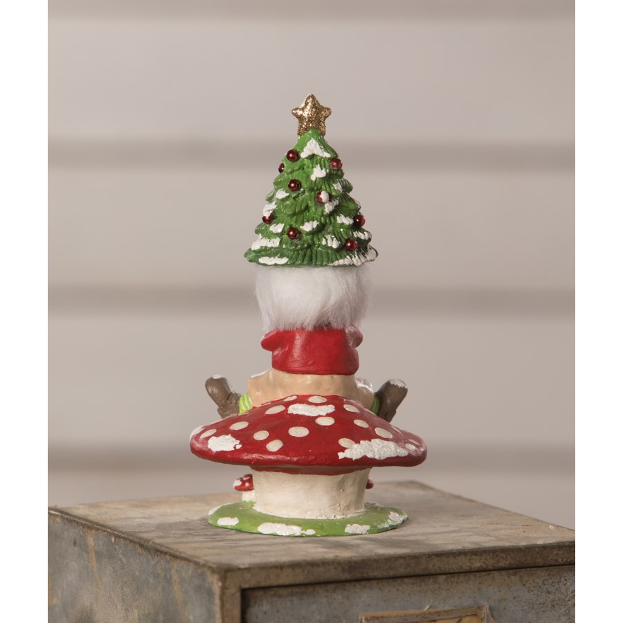 Merry Christmas Finley Gnome