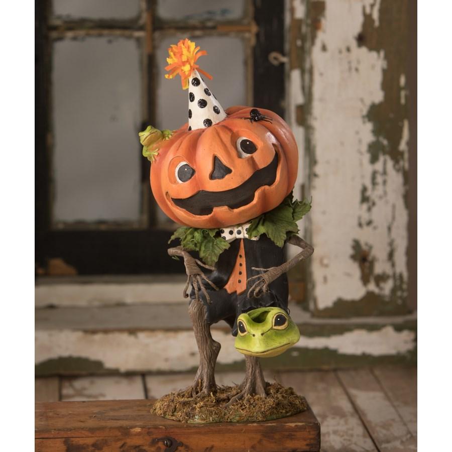 Tricks Pumpkin Boy