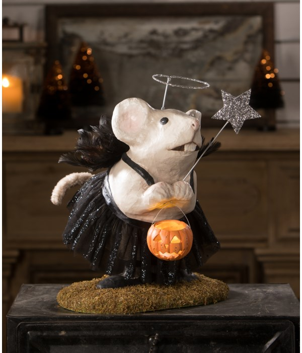 Halloween Pixie Mouse Large
