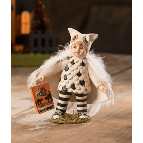 Little Hootie Owl