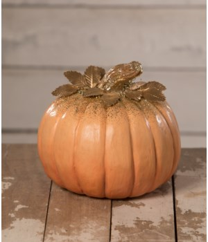 Elegant Orange Pumpkin