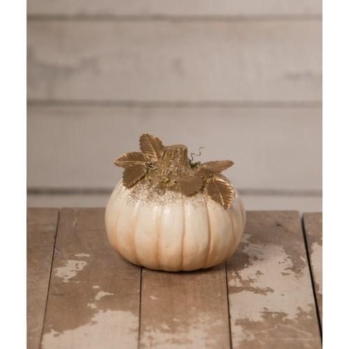 Elegant White Pumpkin