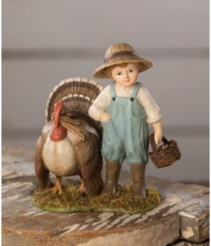 Timmy Turkey Feeder