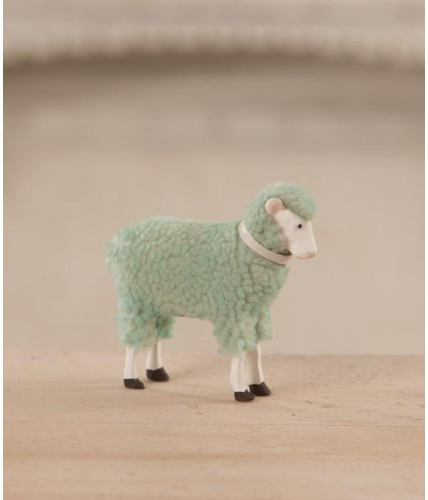 Pastel Blue Sheep