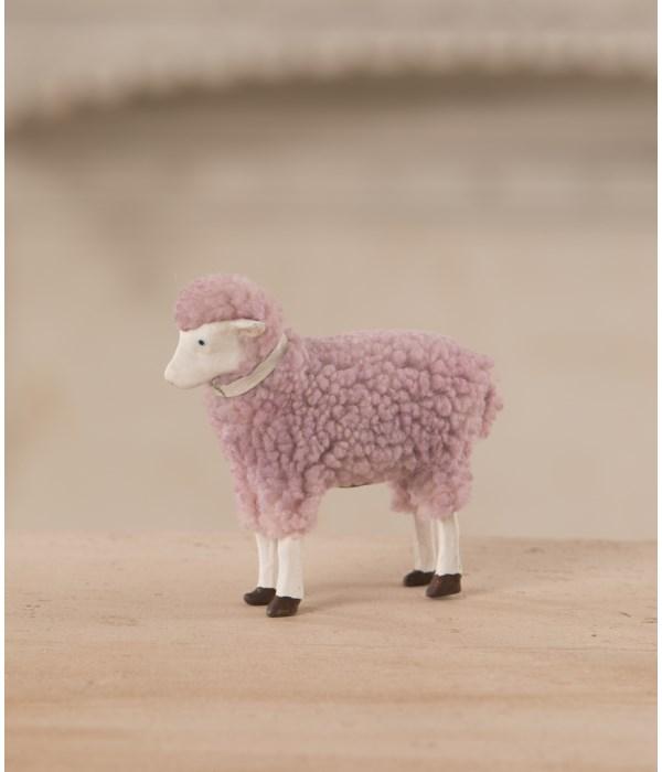 Pastel Lavender Sheep