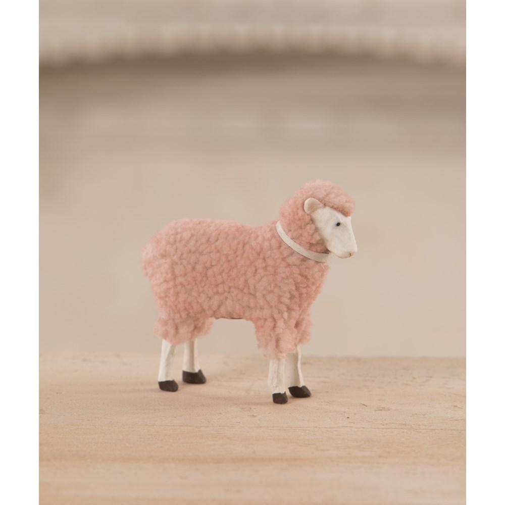 Pastel Pink Sheep