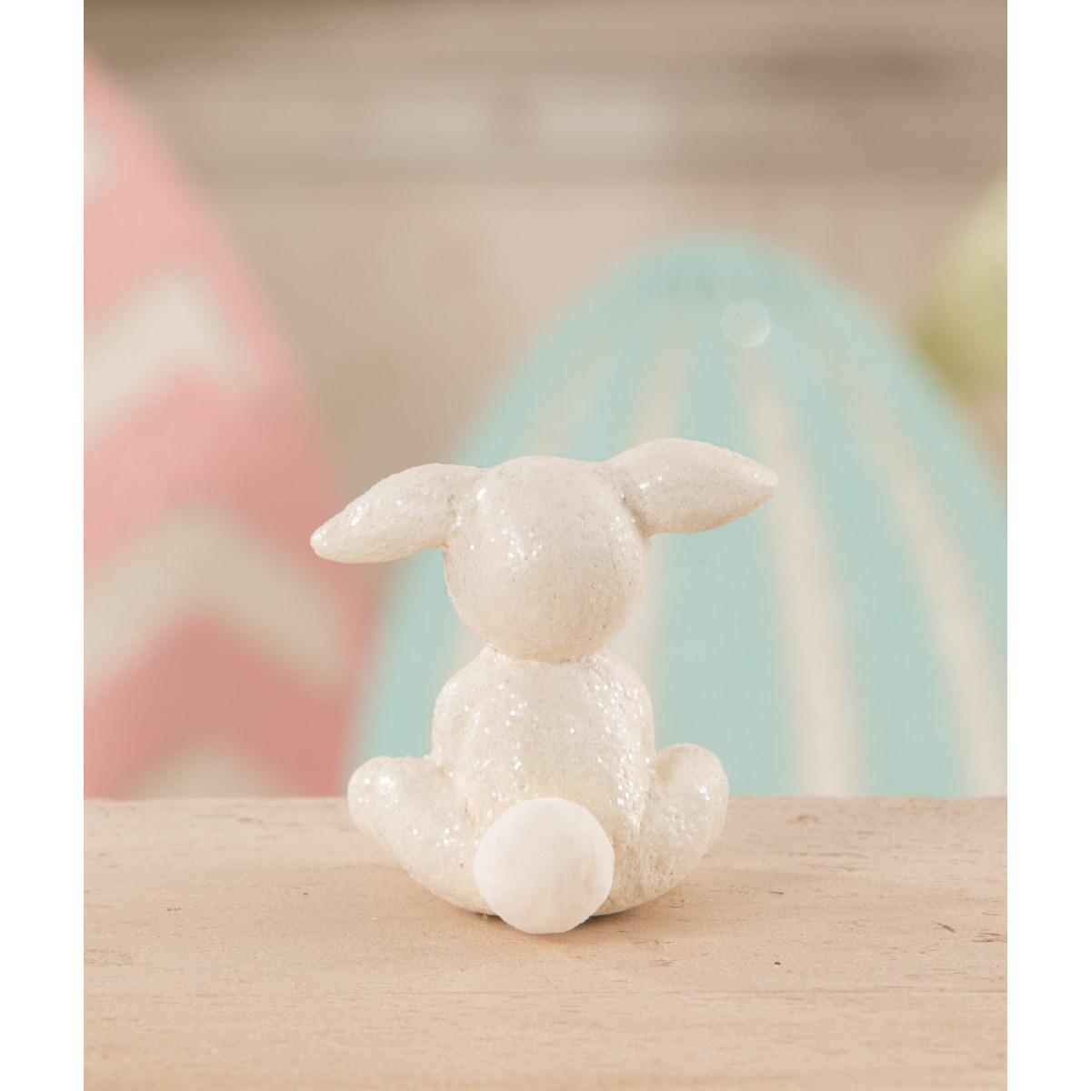 Sitting Sparkle Bunny