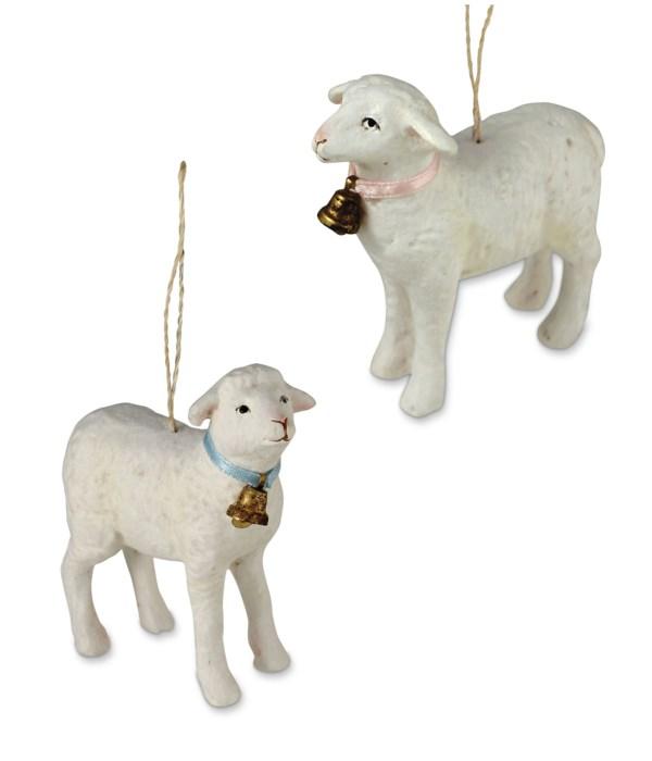 Spring Lamb Ornament S2