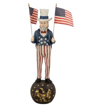 Uncle Sam 12""