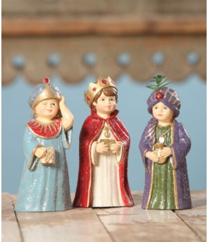 Three Wise Men 3/A
