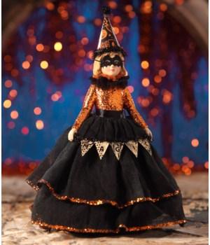 Magic Halloween Doll