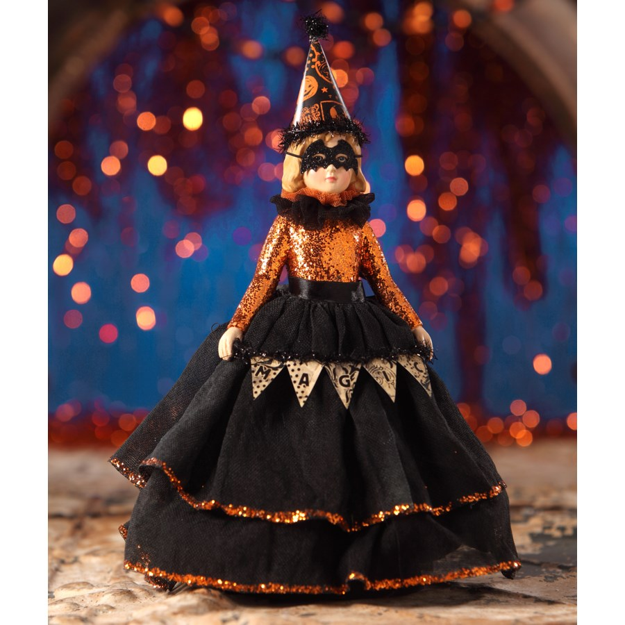 Magic Halloween Doll