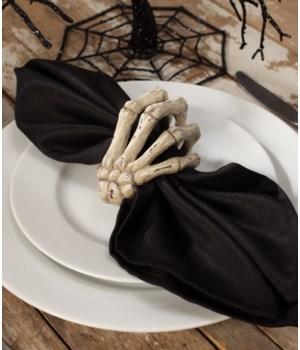 Skeleton Hand Napkin Ring