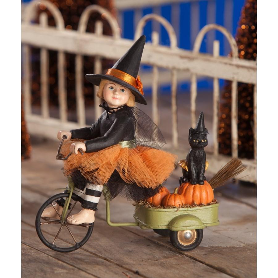 Izzie's Halloween Ride
