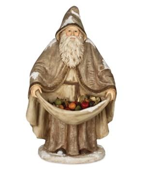 Antique Old World Santa