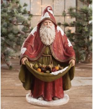Traditional Old World Santa