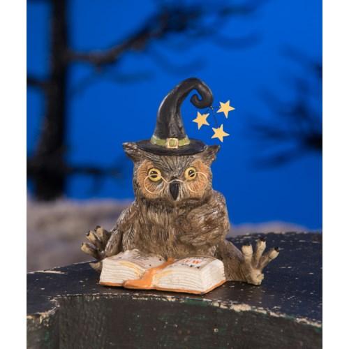 Owl Wizard