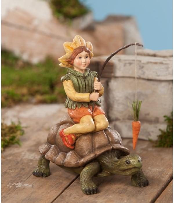 Tortoise Shell Ride