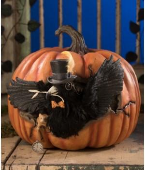Cawing Pumpkin