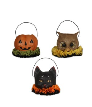 Halloween Pals Mini Ornament 3A