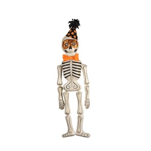 Mr. Bones Skeleton Large Paper Mache