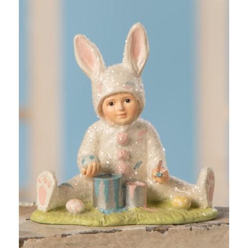 Egg Painting Sammy