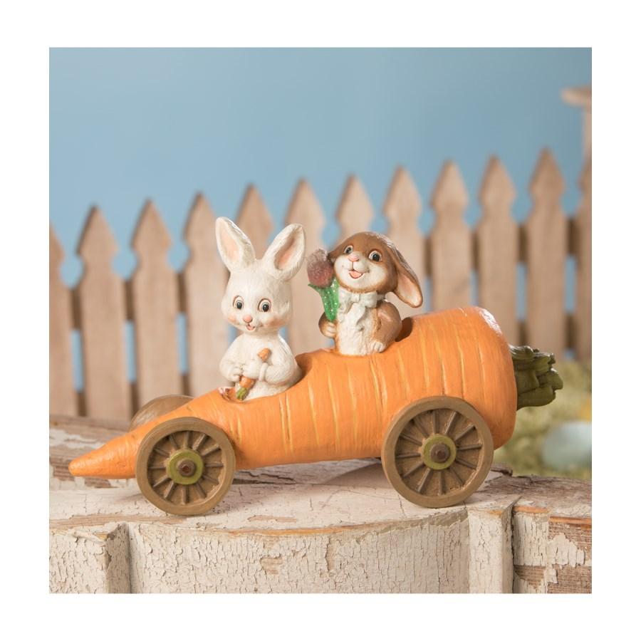 Hoppity Carrot Cart