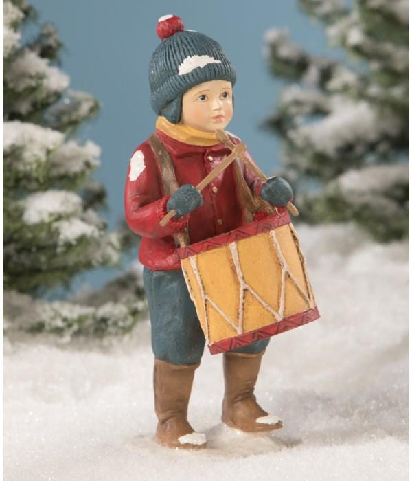 Little Drummer William