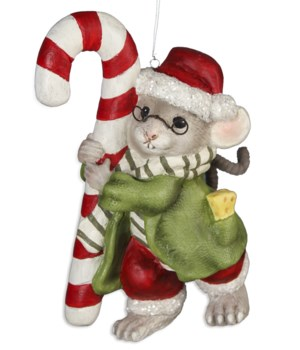 Chester Mouse Ornament