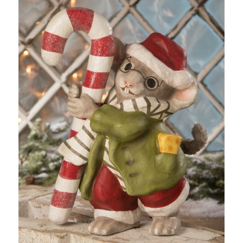 Chester Mouse Paper Mache