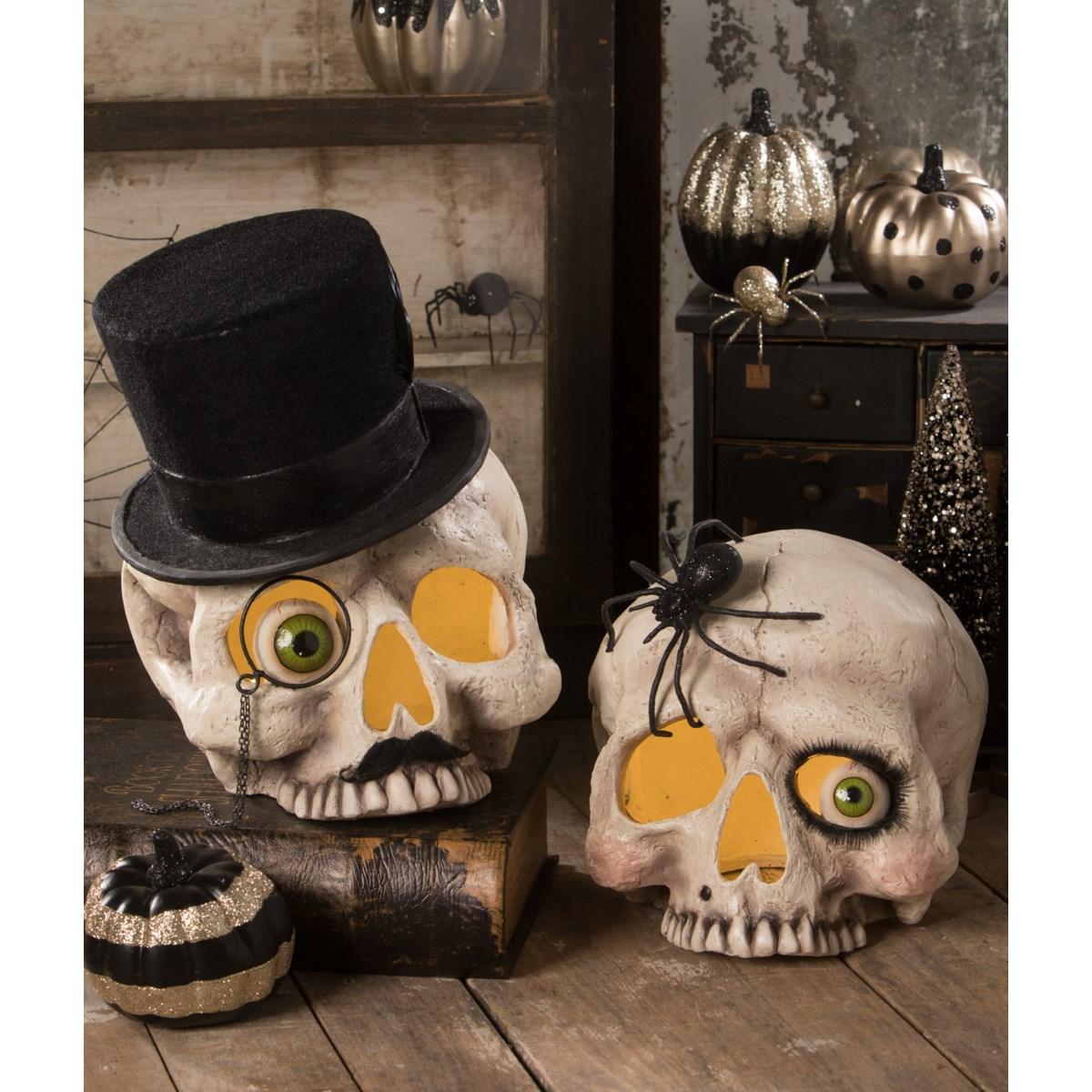 Mr. Skeleton Skull