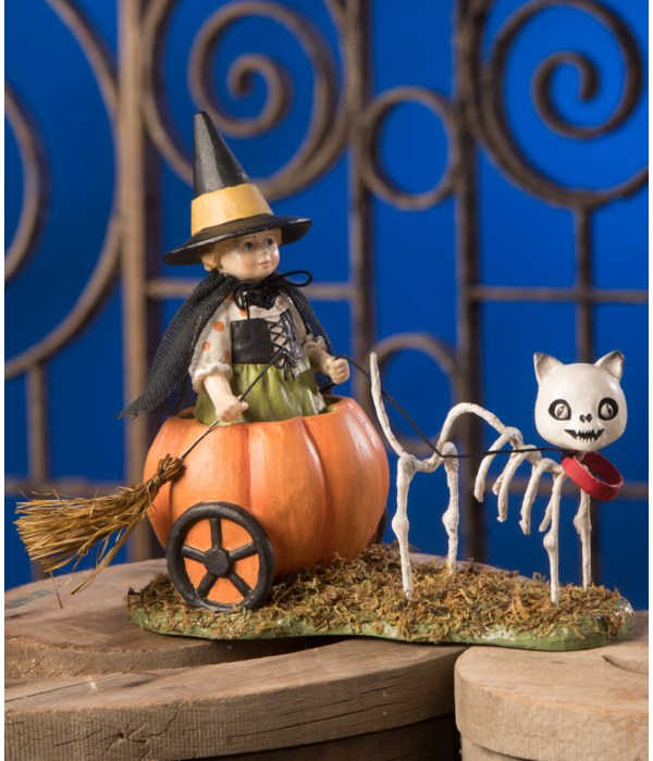 Skelly's Pumpkin Carriage Ride